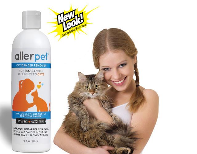 Allerpet Cat Dander Remover