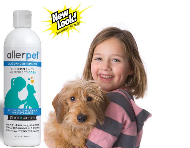 Allerpet Dog Dander Remover